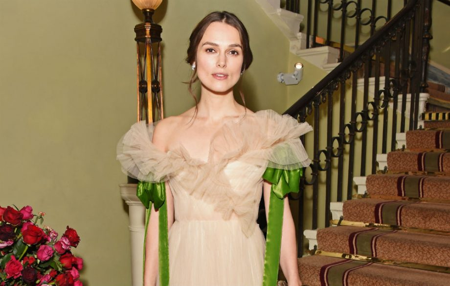 Keira Knightley Says She Doesn T Do Modern Day Films