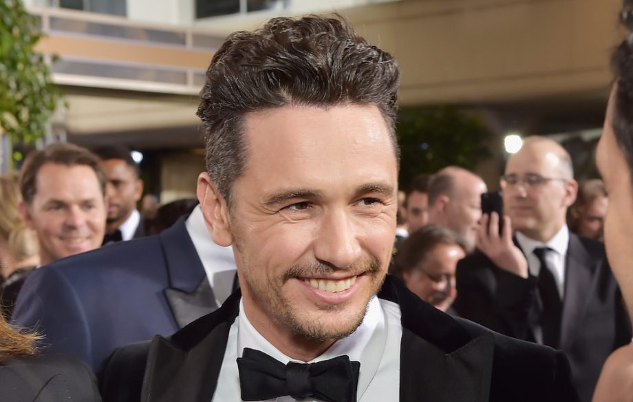 Watch Tommy Wiseau Help James Franco Collect A Golden Globe Award Nme