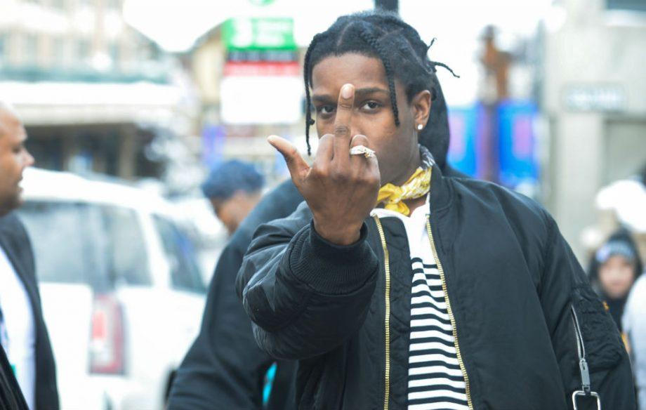 fde7ea8f91b71 Listen to three new A AP Rocky tracks - NME