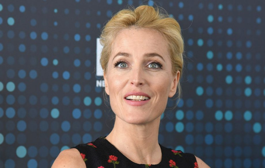 Gillian Anderson explains why ...