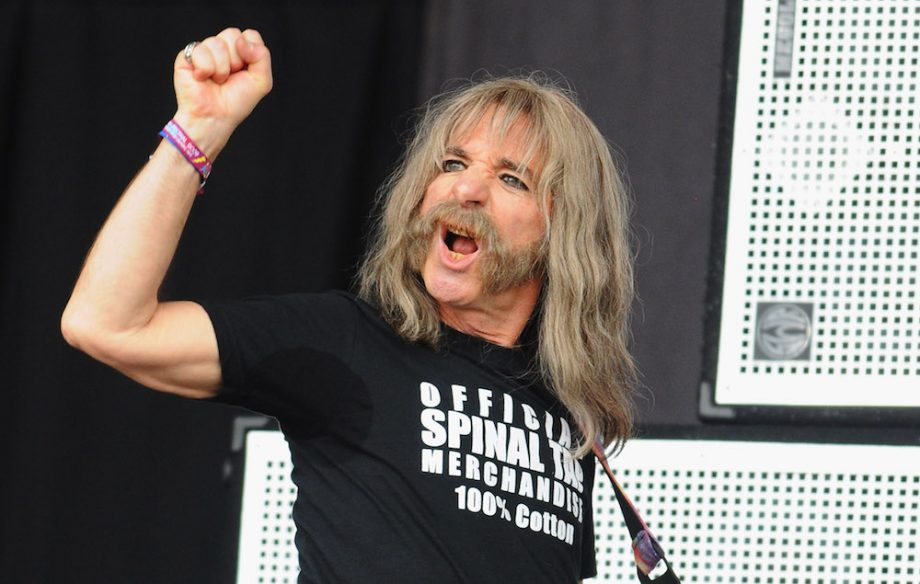 Spinal Tap S Derek Smalls Teams Up With Foo Fighters And