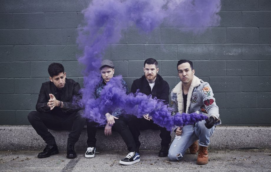 fall out boy mania album review