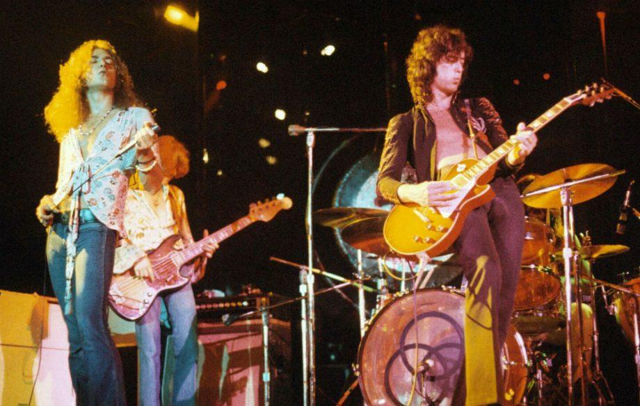 Led Zeppelin Announce Reissue Of Classic Live Album