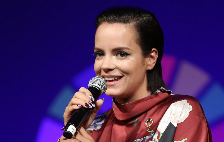 Lily Allen announces new album 'No Shame' and first UK ... Lily Allen