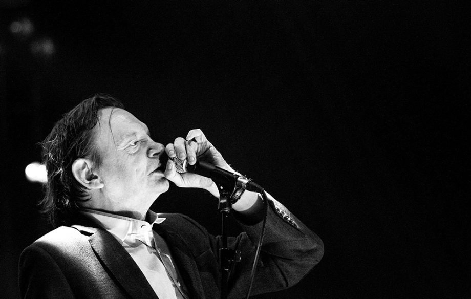 NME's last ever interview with Mark E  Smith was a rip