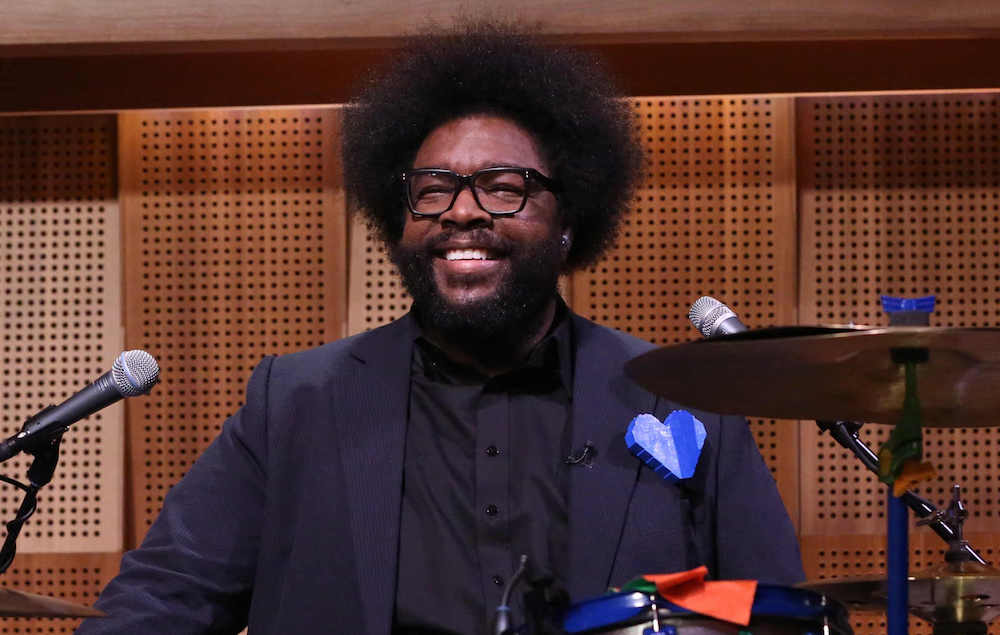 The Roots Questlove Responds To Racial Discrimination