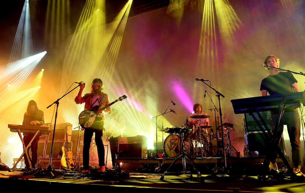 Tame Impala Announced As Uk Exclusive Headliner For