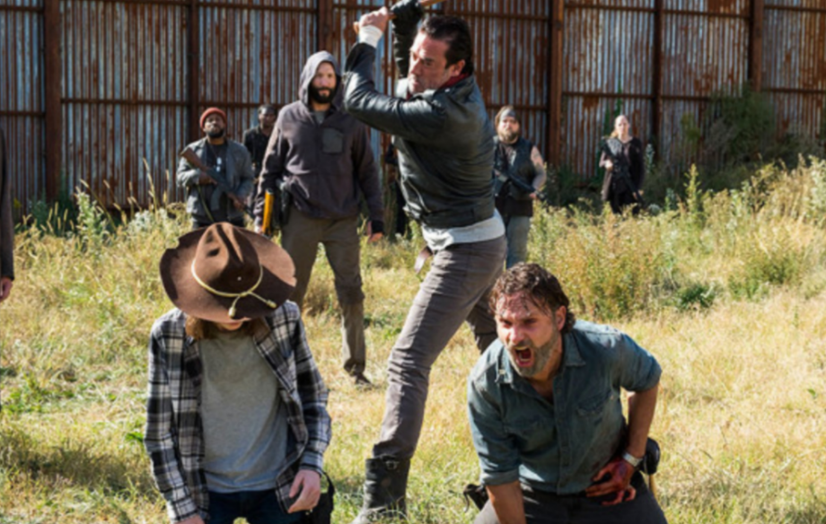 The Walking Deads Showrunner Reveals How Carl Grimes Inspired