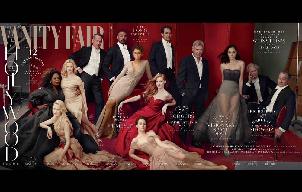 vanity fair magazine cover gay television