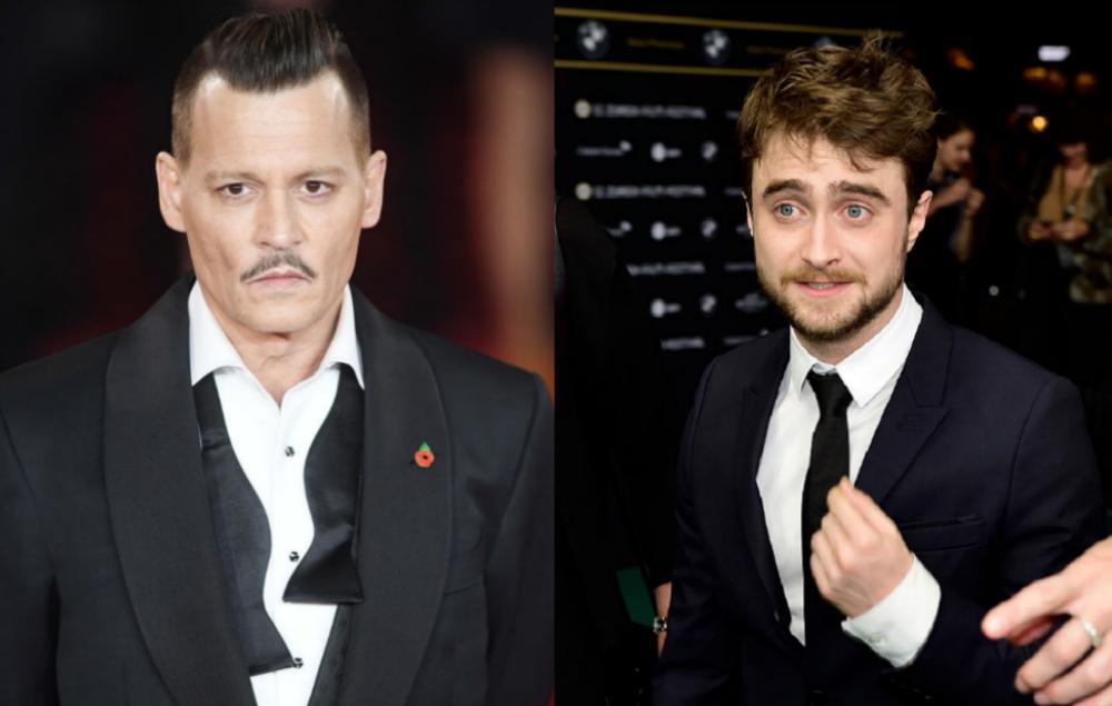Daniel Radcliffe Responds To Johnny Depp S Controversial