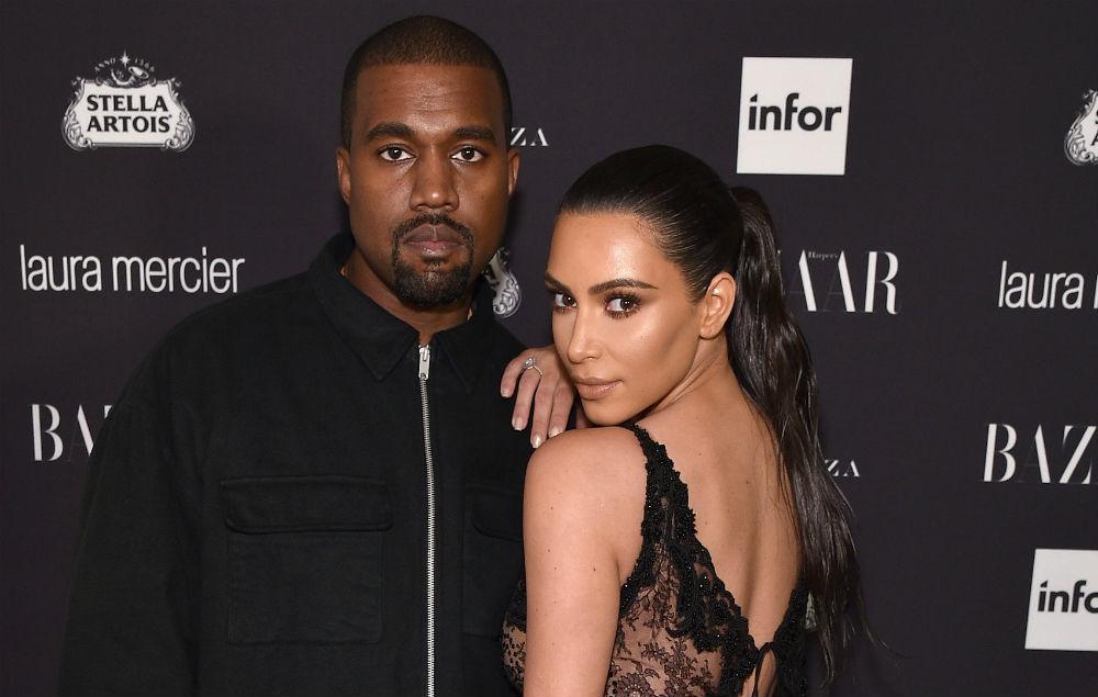 Kim Kardashian and Kanye West announce the name of their ...