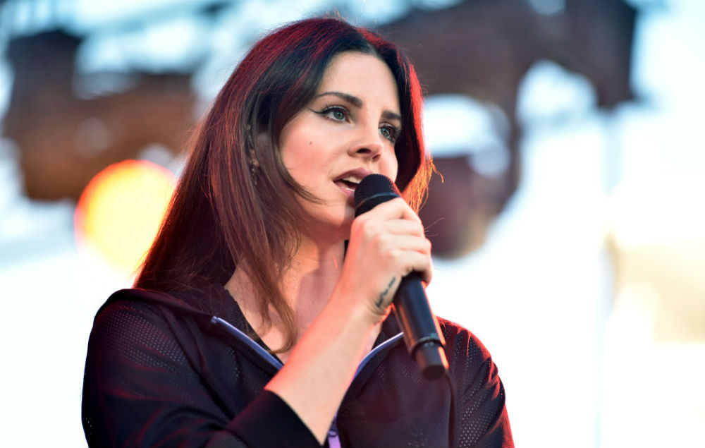 Lana Del Rey Guests On New B 216 Rns Song God Save Our Young