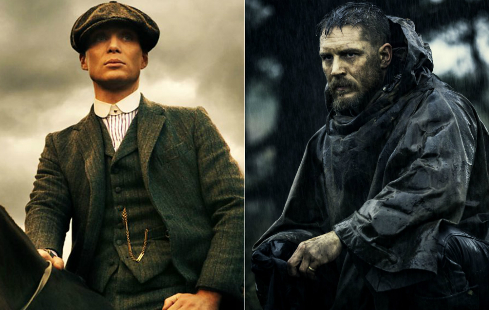 9da764823 The man behind 'Peaky Blinders' and 'Taboo' is creating an epic new ...