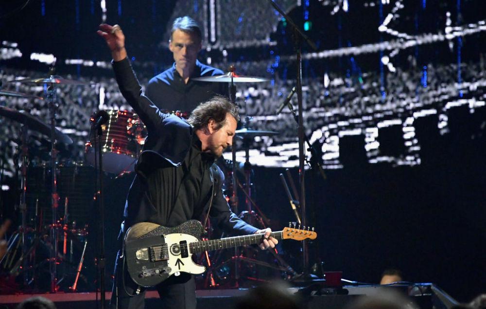 Pearl Jam's