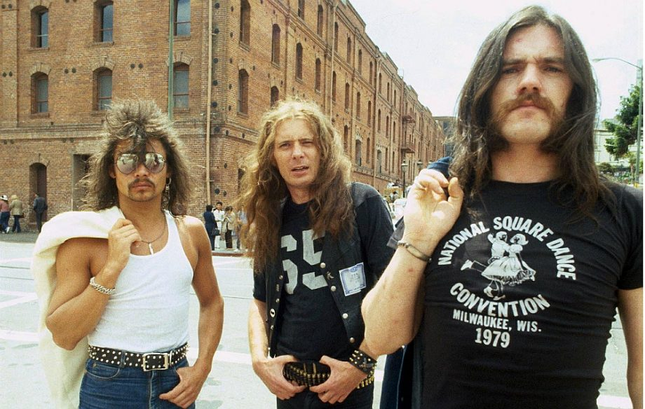 The last surviving member of classic Motörhead line-up