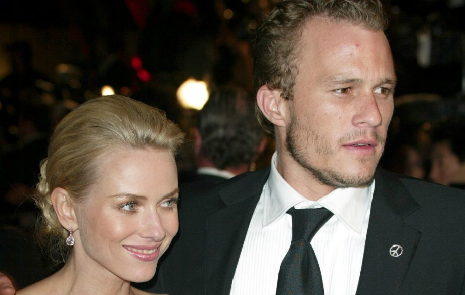 f48de4b6 Naomi Watts pays tribute to Heath Ledger on 10th anniversary of his ...
