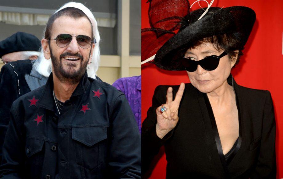 Yoko Ono Reacts To Ringo Starr S Knighthood Nme