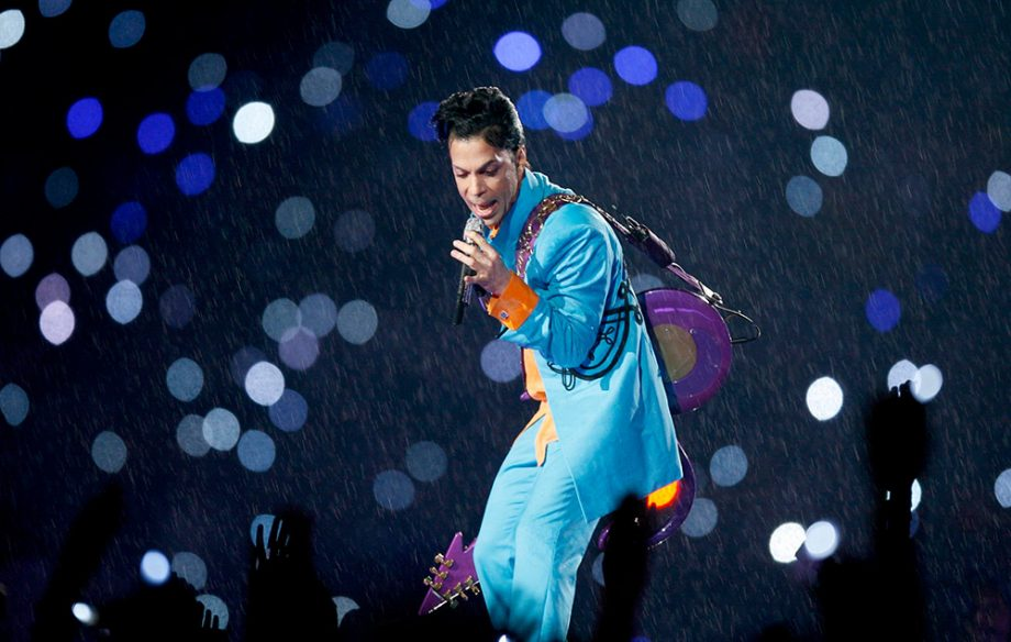 Fuck Holograms Watch Prince S Iconic Super Bowl Half Time