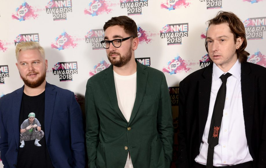 Alt J Win Best British Band Supported By Zig Zag At The Vo5