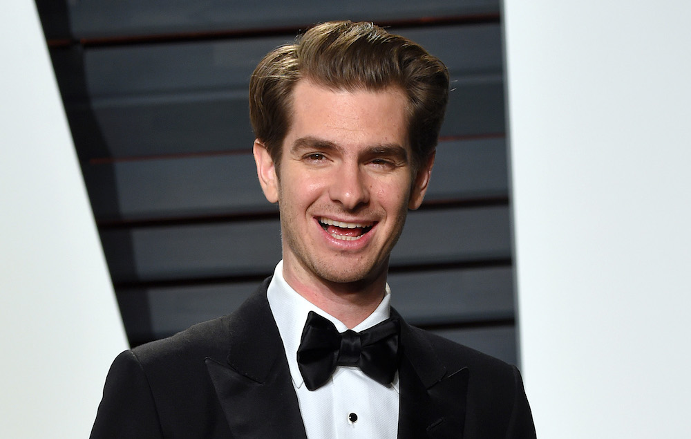 Andrew Garfield opens up about his sexuality - NME Andrew Garfield