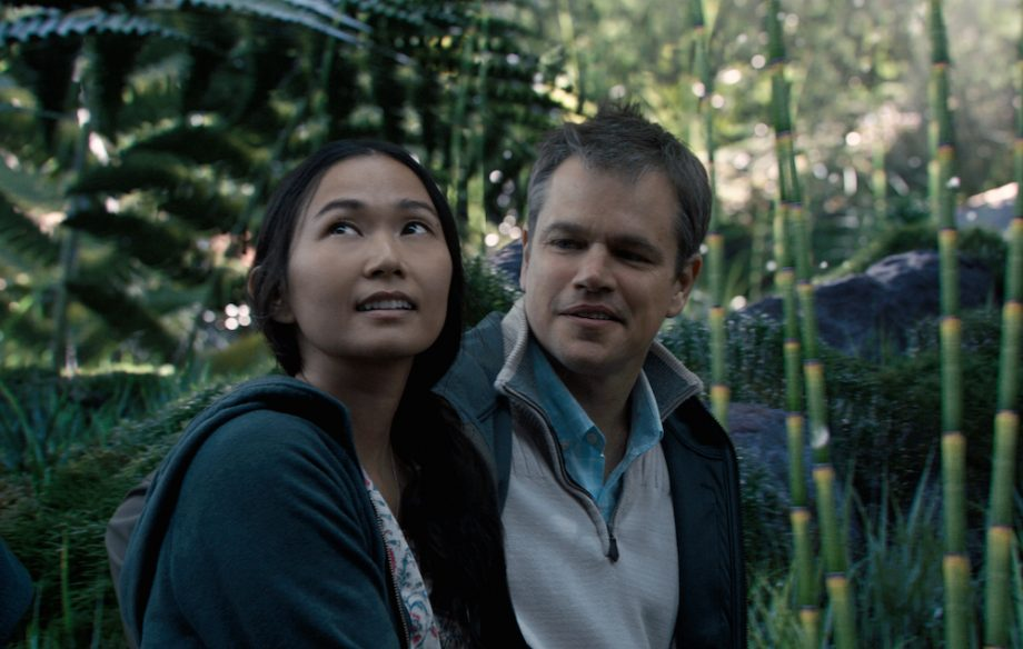 Meet The Cast Of Downsizing