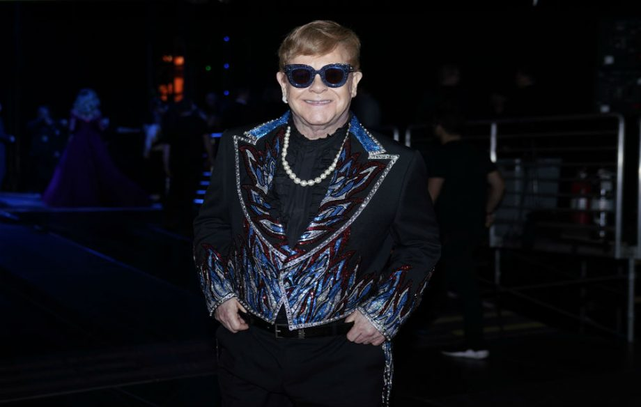 sir elton john confirms he u2019s working on the soundtrack of