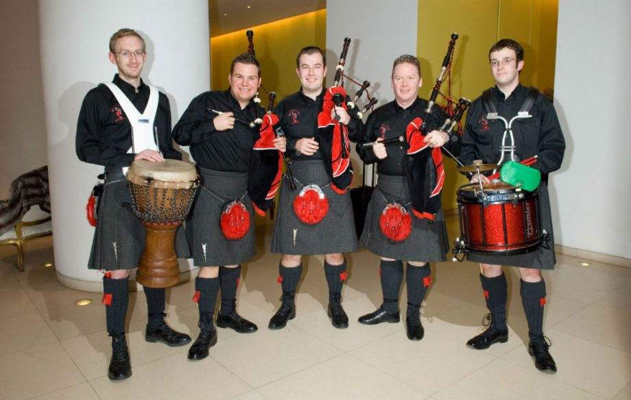 Red Hot Chili Peppers fan mistakenly buys tickets to see bagpipe tribute band for Valentine's Day