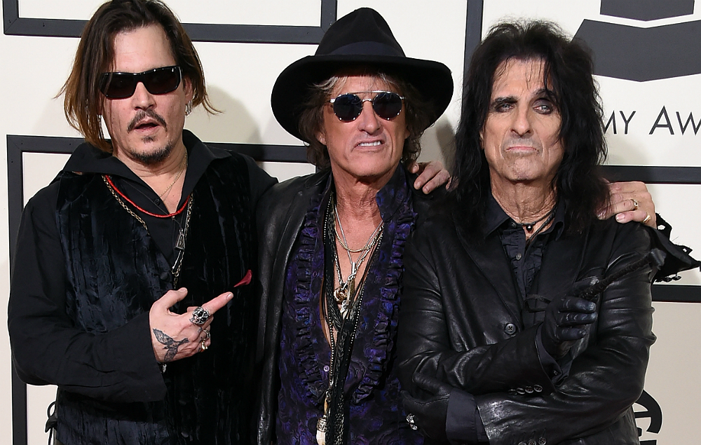 johnny depp alice cooper and joe perry 39 s supergroup. Black Bedroom Furniture Sets. Home Design Ideas