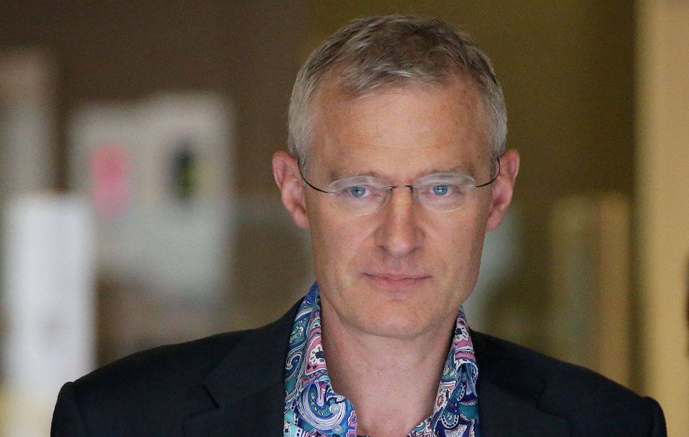 "Jeremy Vine criticised after calling 'Black Panther' cast ""overwhelmingly black"" - NME"