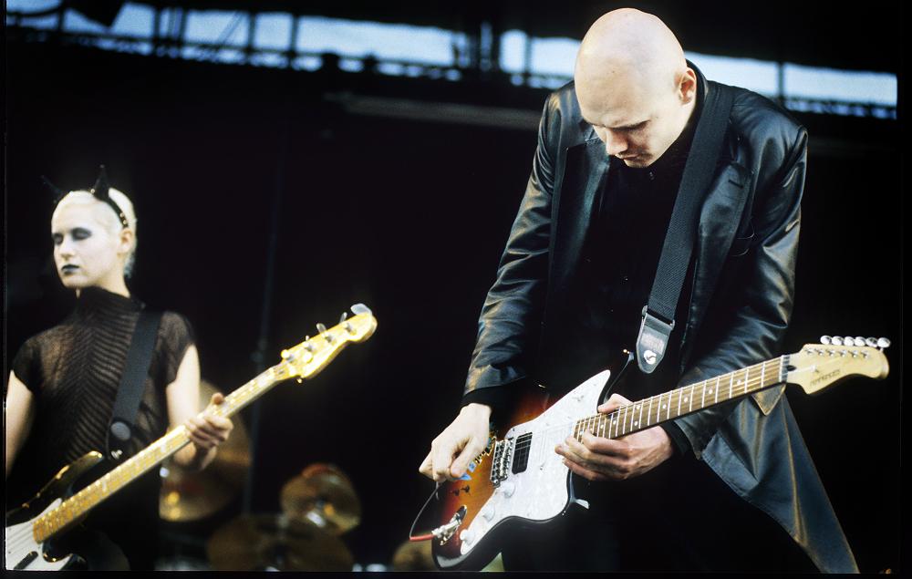 Smashing Pumpkins Ex Bassist Dubs Billy Corgan