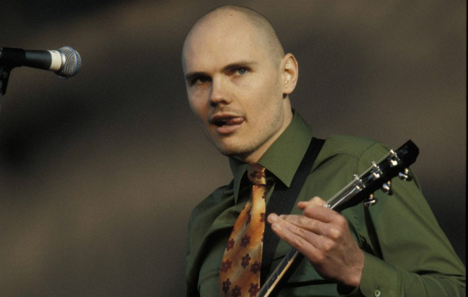 Smashing Pumpkins' Billy Corgan live