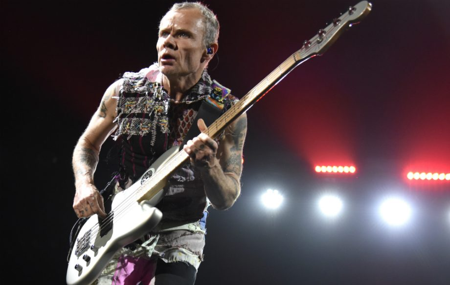 red hot chili peppers 39 flea opens up about battles with drug addiction nme. Black Bedroom Furniture Sets. Home Design Ideas