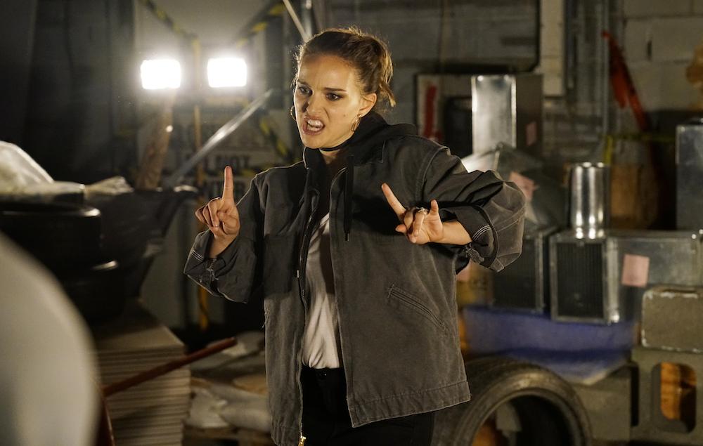 Natalie Portman defends 'Star Wars' prequels and parodies 'Bodak Yellow' in expletive-filled 'Natalie's 2nd Rap'
