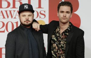 Royal Blood at the BRIT Awards 2018