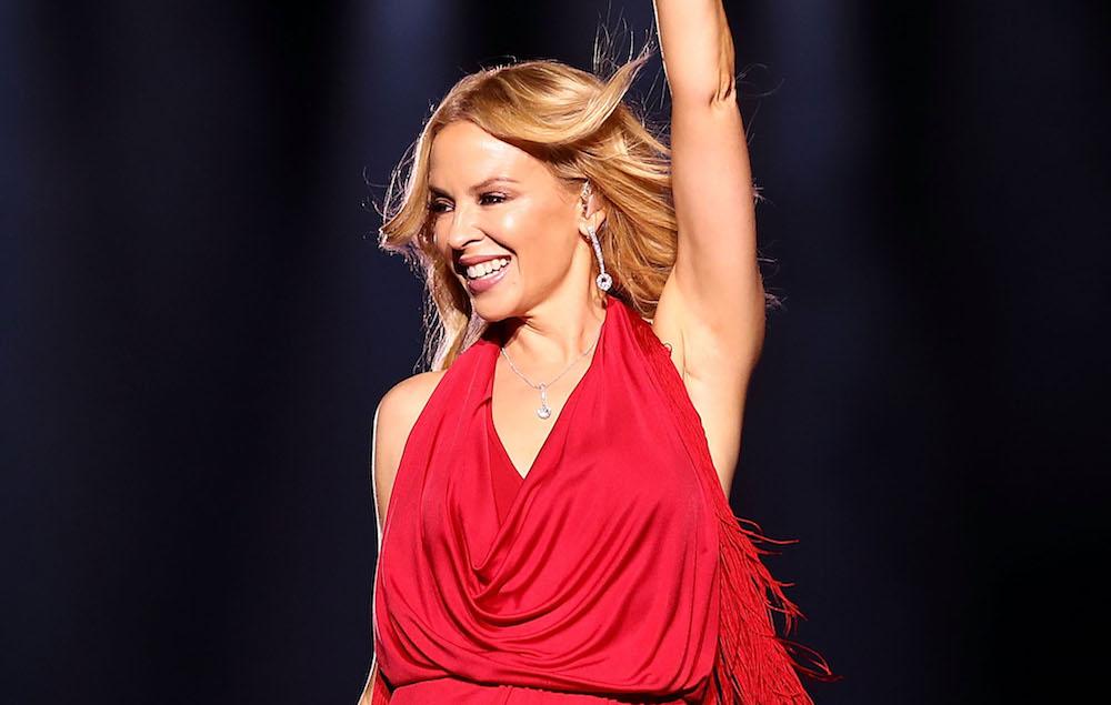 Kylie Minogue Golden Album Review