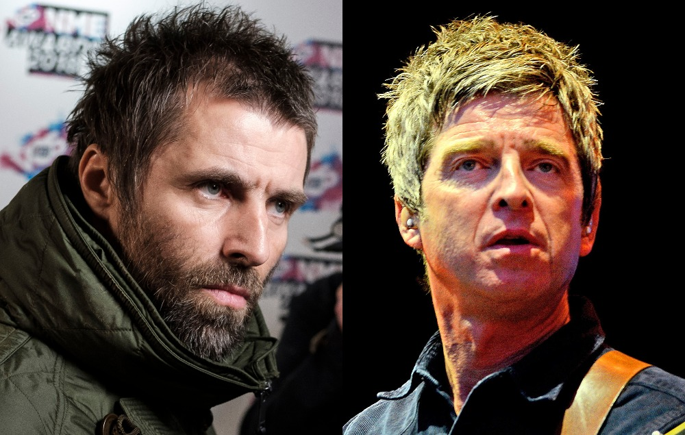 Liam Gallagher Explains So Called Quot Truce Quot With Noel Nme