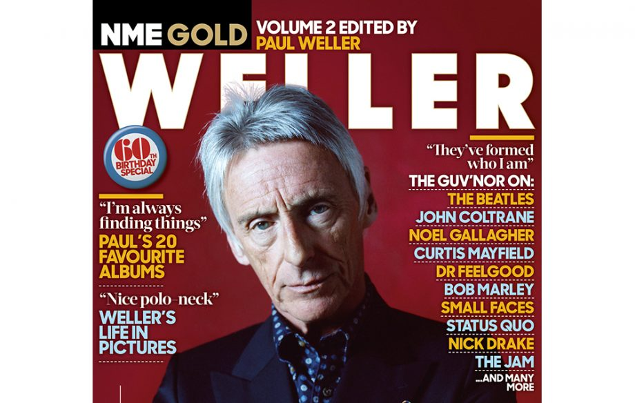 Paul Weller unveils the music that shaped him for the new