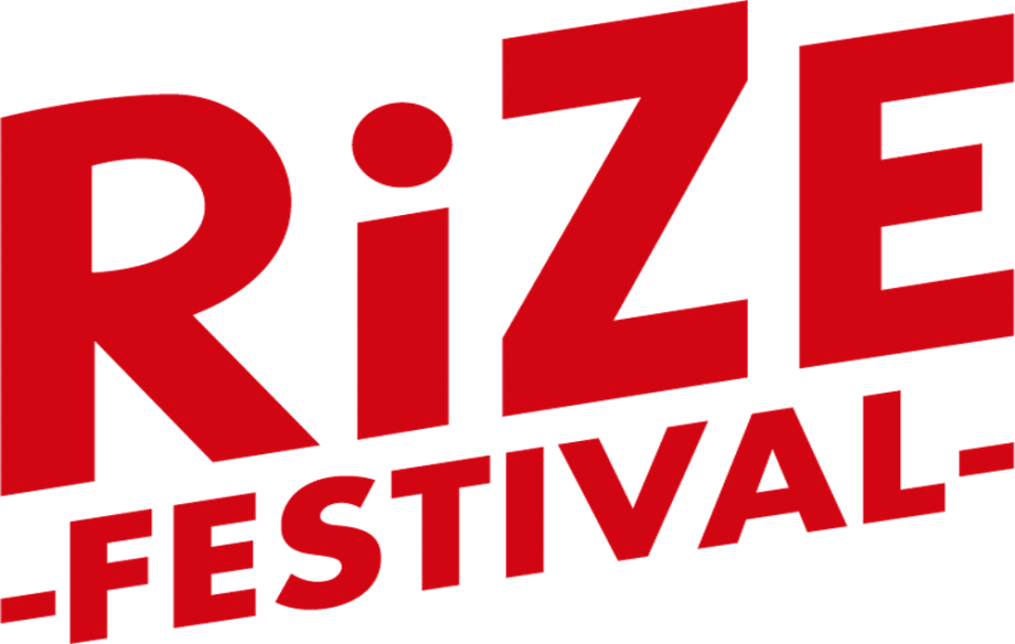 Image result for RIZE FESTIVAL LOGO