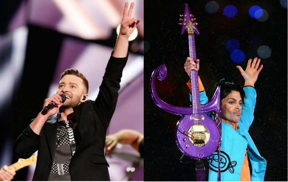 Justin Timberlake's Prince hologram scrapped from Super Bowl performance following backlash