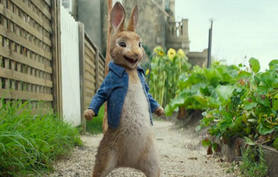 peter rabbit youtube
