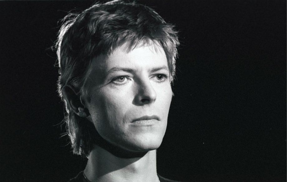 David Bowie - Magazine cover