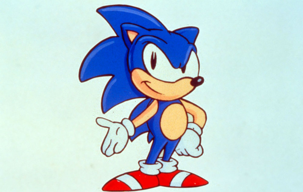 A Sonic the