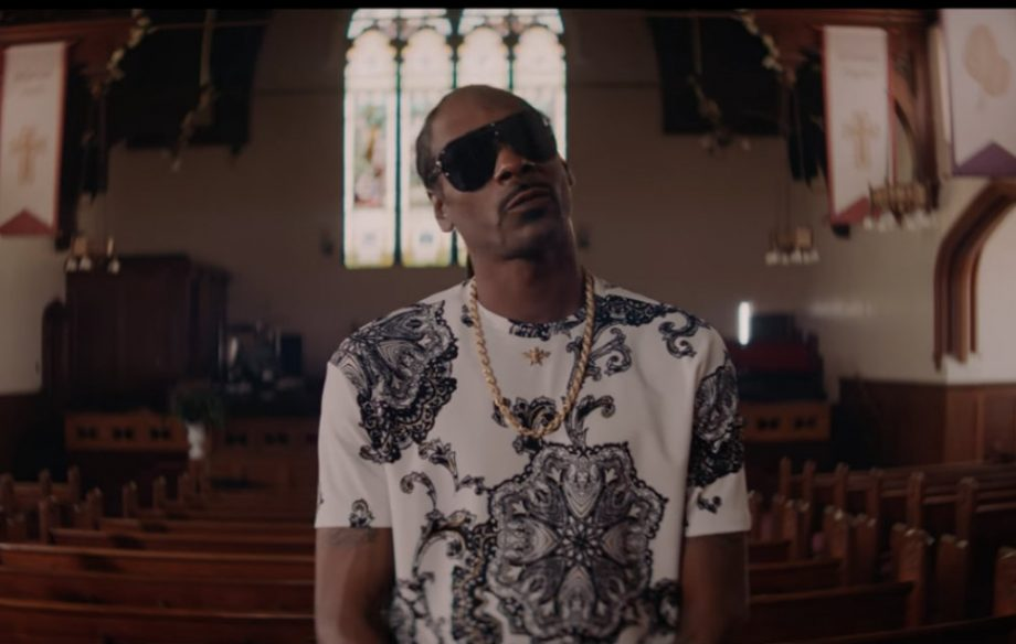 Snoop Dogg's new album is taking him in a surprising