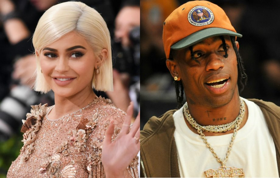 Kylie Jenner And Travis Scott Reveal Baby Name Nme