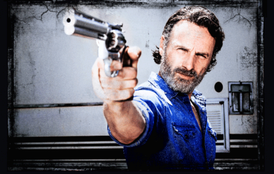 Who is rick grimes dating