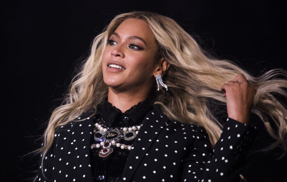 This portrait of Beyoncé will be immortalised at the Smithsonian