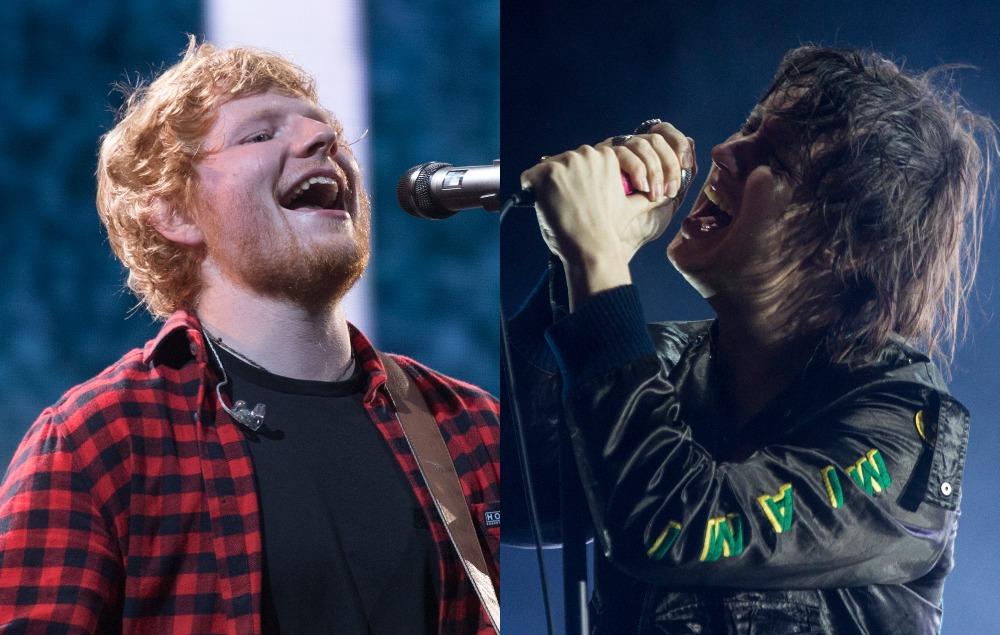 Julian Casablancas Blames Ed Sheeran S Success On