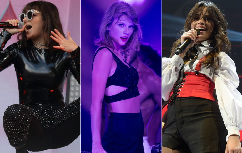 Taylor Swift reveals huge support acts for 'Reputation