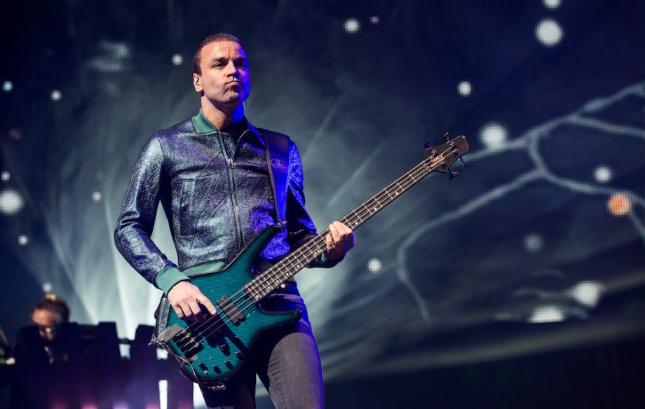 Muse S Chris Wolstenholme Shares An Essay On His Hero Nme