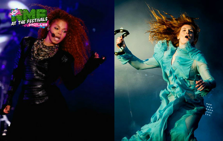 Florence The Machine And Janet Jackson Top Massive Fyf Festival